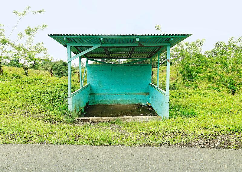 Buslinie . SARAPIQUI – ARENAL  -  0040