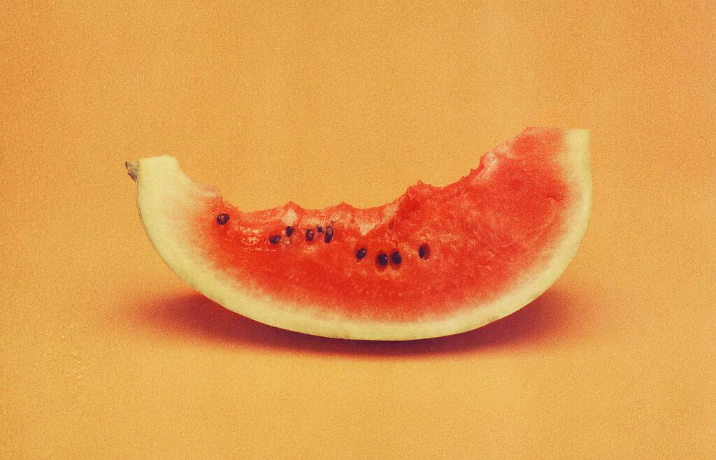 Melone malerisch