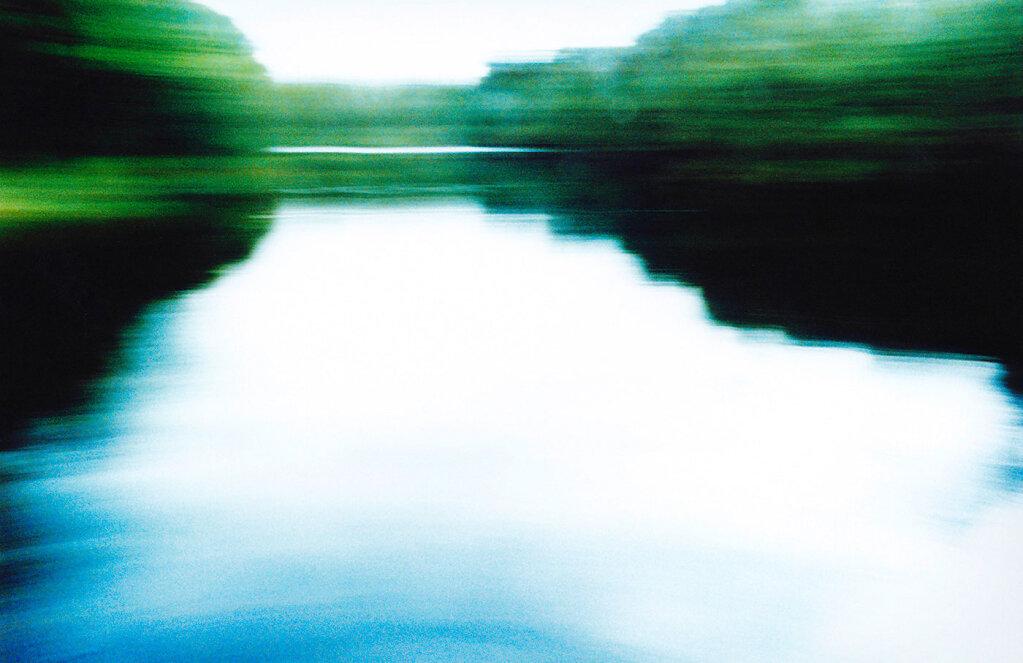 Fotokunst Wasser malerisch